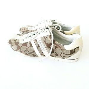 COACH Monogram Unisex Sneakers